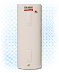 40 Gallon - Lowboy Energy Saver Electric Residential Water Heater